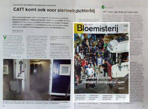 2016 0401 Vakblad de Bloemisterij